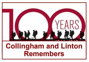 Collingham remebers logo